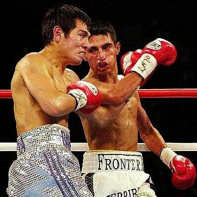 Image result for erik morales vs marco antonio barrera 1
