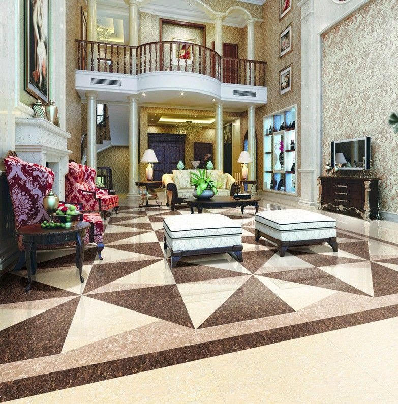 Living Room Marble Floor Design Alluring Design Inspiration