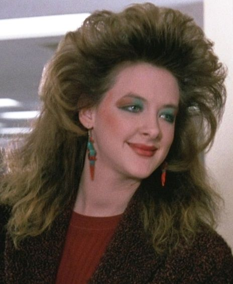 Joan Cusack As Cyn In Quot Working Girl Quot Hair Styles