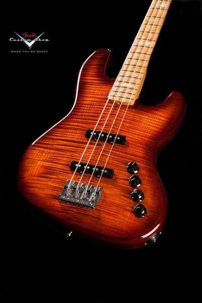 Fender Custom Shop Jazz Bass