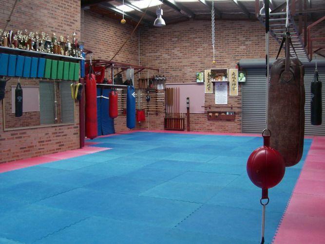 Kyokushin karate australia cujic dojo fight pinterest
