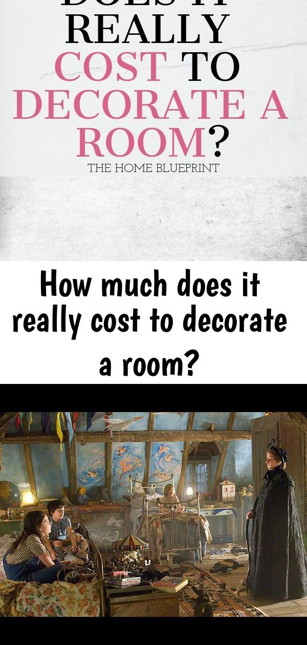 Curious about how much it really costs to furnish and ...