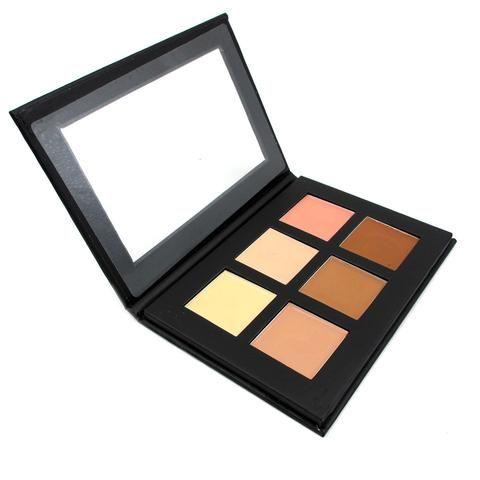 IMC - 6 Color Pro Cream Contour kit Palette