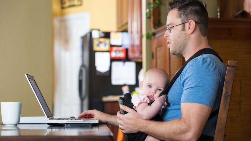 worst jobs for stay at home parents. kids work Stay