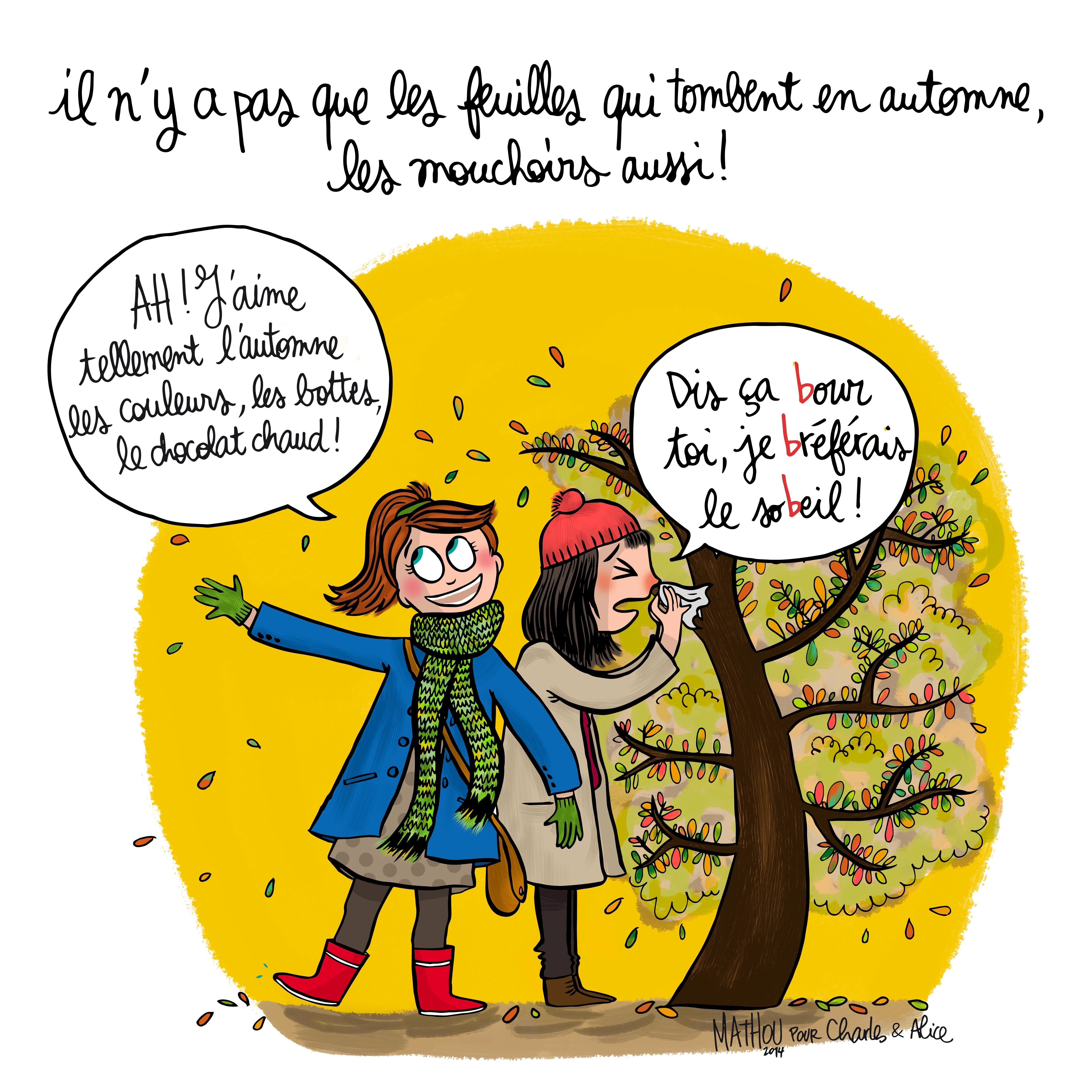 Image drole automne - Dessins automne ...