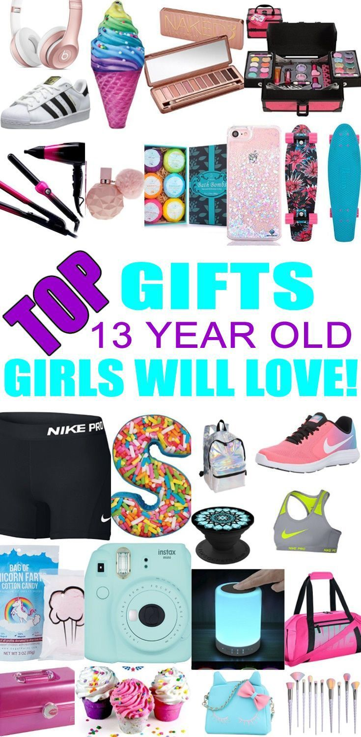top gifts for 13 year old girls best gift suggestions presents for girls thirteenth birthday or christmas find the best ideas for a girls 13th bday or