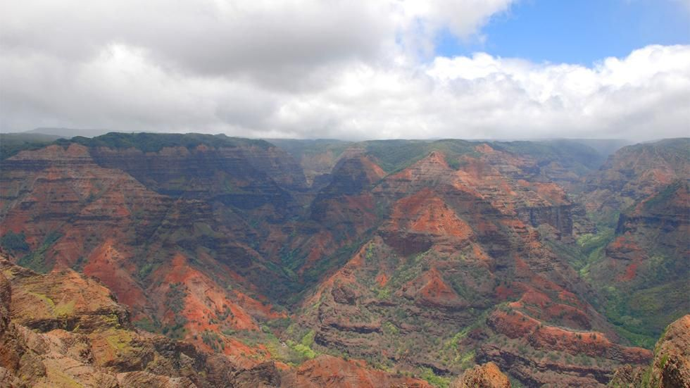 Waimea Canyon in Hawaii Bucket List Destinations for Nature Lovers | The Weather Channel