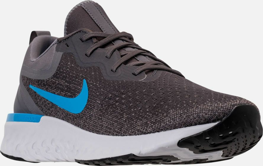 40545bb25f8f Nike Odyssey React Running Shoes Thunder Grey   Blue Hero Sz 12 AO9819 008   fashion  clothing  shoes  accessories  mensshoes  athleticshoes (ebay link)