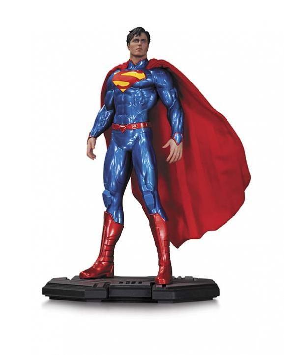 [DC COLLECTIBLES] DC Comics Icons: Estátua do herói Superman