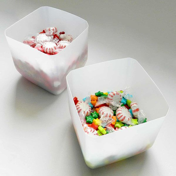 Fancy Containers Adaptable To Any Use Plastic Container