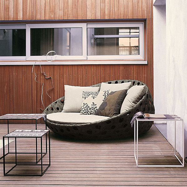 Garden Furniture Apple Pod ideal patio furniture: the ultimate considerations to make