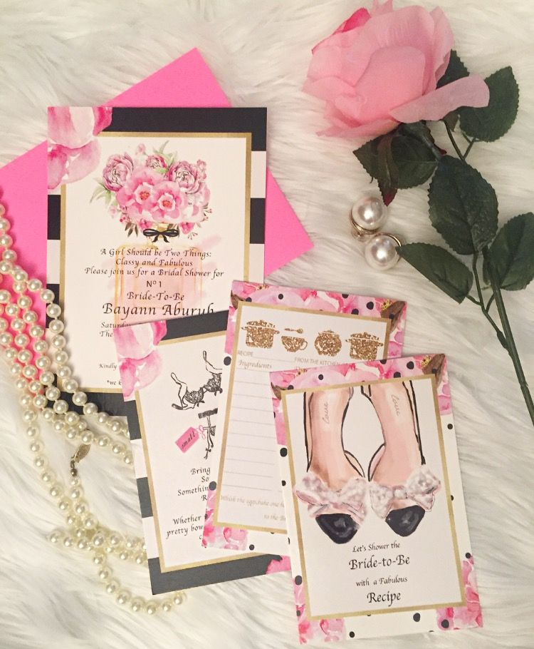 How To Plan A Chanel Themed Bridal Shower How To Plan A Chanel