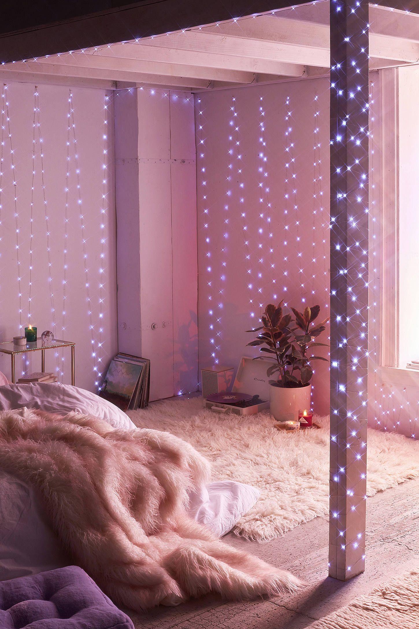 Extra Long Galaxy String Lights in 2019 | Bedroom Decor ...