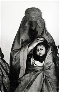 Madone afghane von Christine Spengler