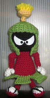 Looney Tunes English crochet pattern PDF by crochetamigurumi ... | 334x170