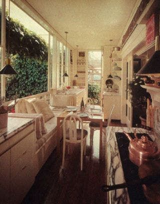 Kitchens of the 1970s