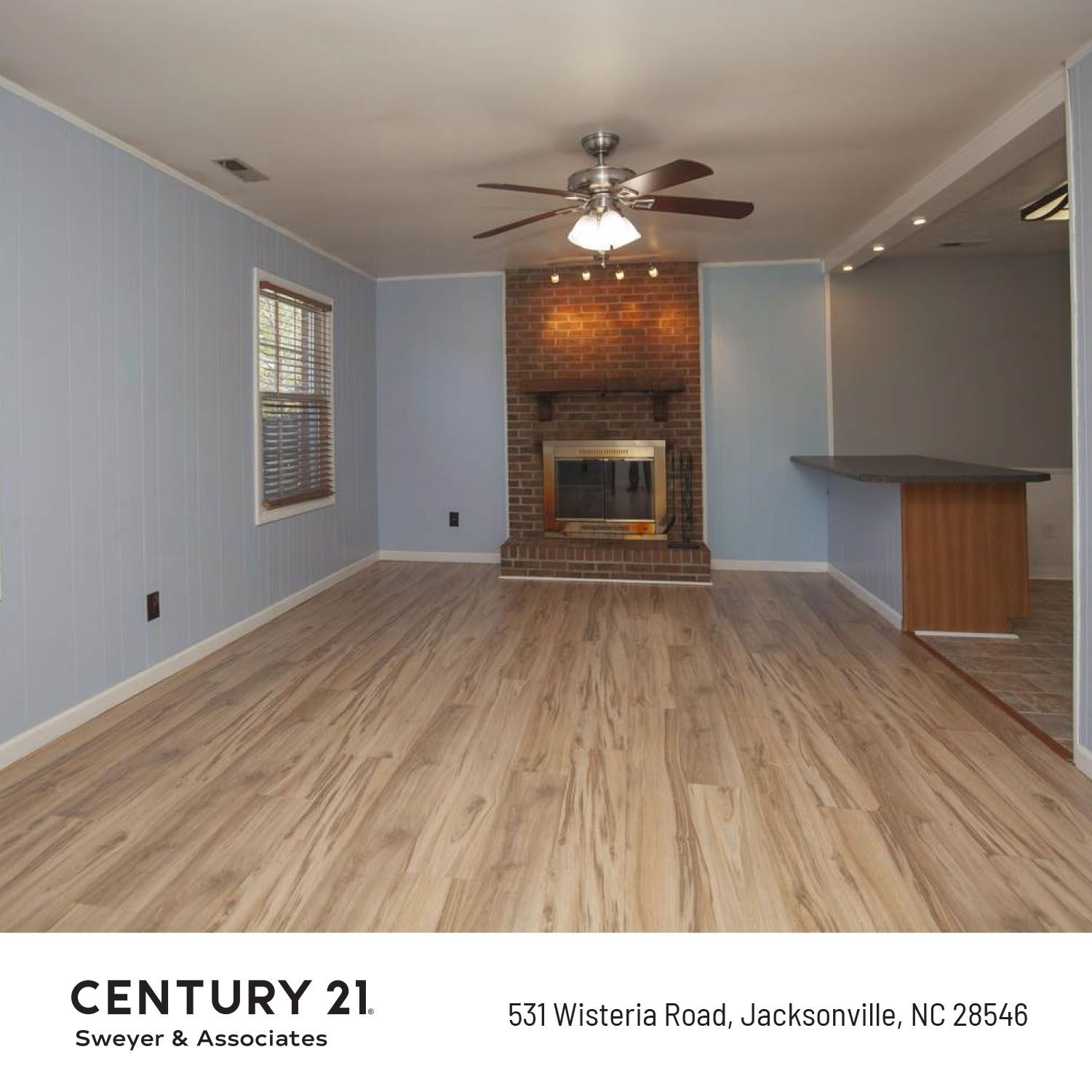 531 Wisteria Road, Jacksonville, NC 28546 in 2020 Home