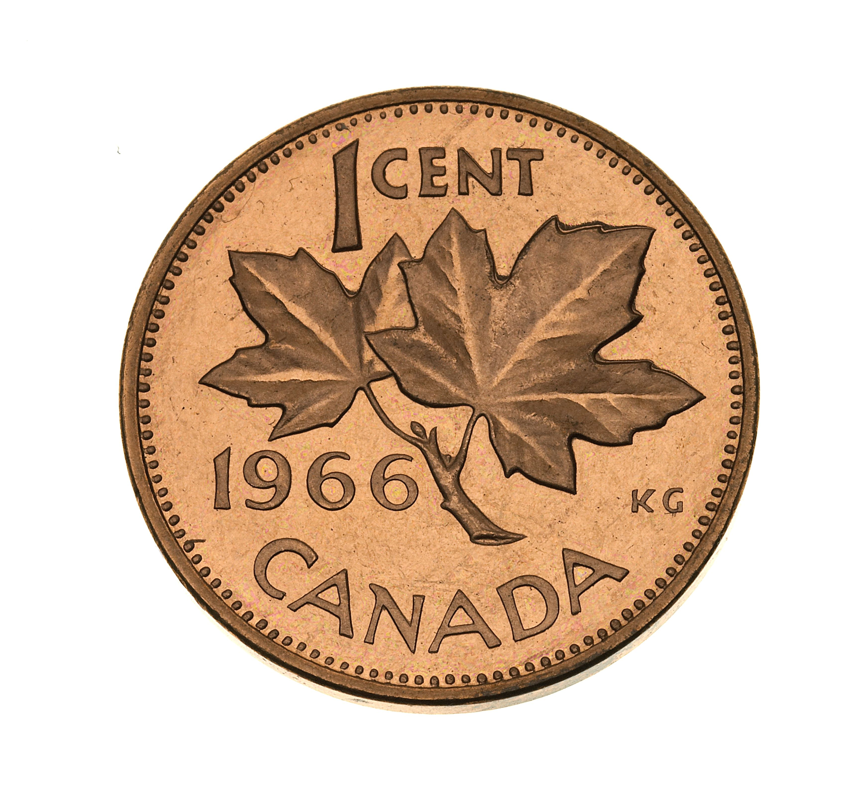 rare 1 cent canadian coins