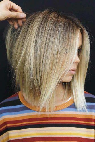 50 Chic Medium Length Layered Hair   LoveHairStyle