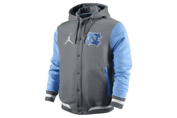 8931d39330cfaf Nike Varsity Jordan (North Carolina) Men s Hoodie