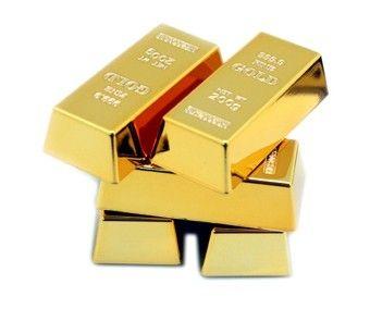 Solid gold bullion assets