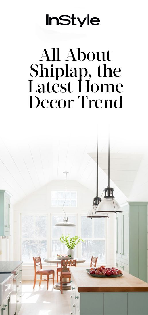 Meet The Home Decor Trend Sweeping Pinterest