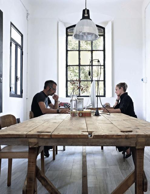 What A Table My Scandinavian Home Beautiful Italian Designer S Studio