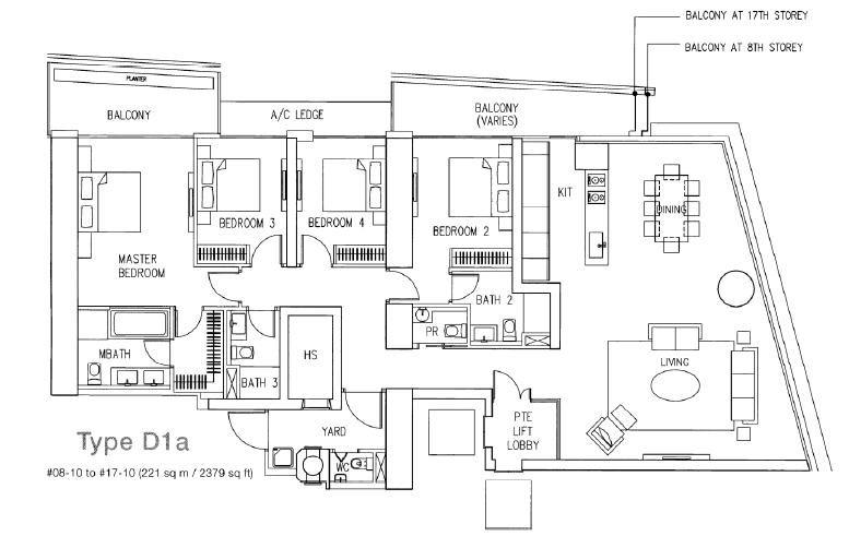 Marina Bay Residences Floor Plan Marina Bay Residences Singapore Condo Marina Bay Floor Plans Condo