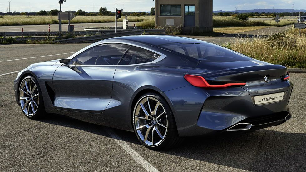 New Bmw 8 Series Concept Revealed Coming In 2018 72 Pics