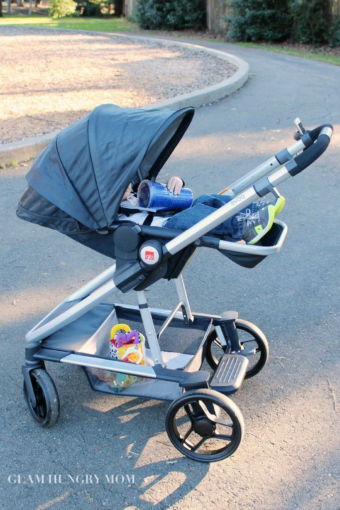 Not only is the GB Evoq 4-in-1 travel system lightweight and rated ...