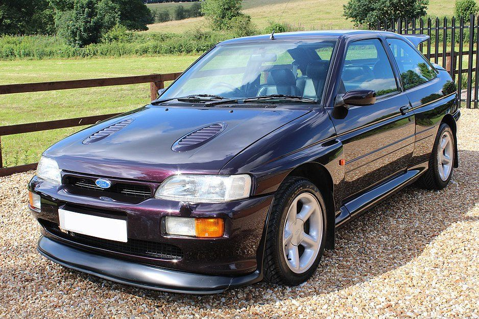 Ford Escort RS Cosworth - For Sale at Investor Classics - #rallycars ...