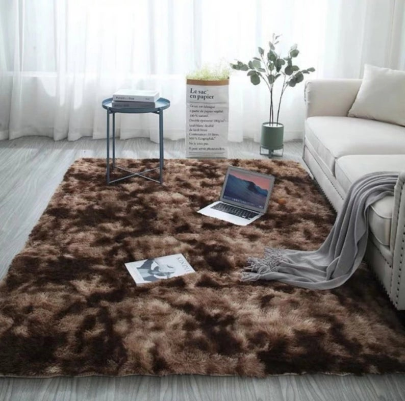 Plush Soft Carpet Faux Fur Area Rug Non Slip Floor Mats Different Sizes For Living Room Bedroom Home In 2020 Rugs On Carpet Soft Carpet Bedroom Carpet #soft #area #rugs #for #living #room