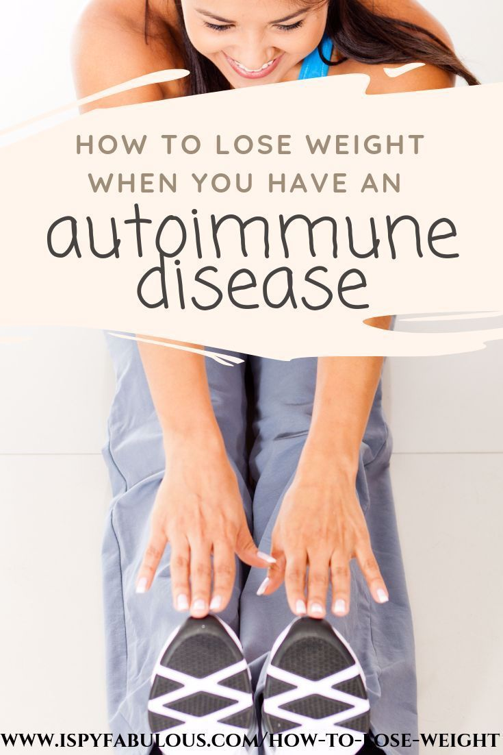 Fitness Friday: How To Lose Weight When You Have An Autoimmune Disease - #Autoimmune #Disease #fitne...