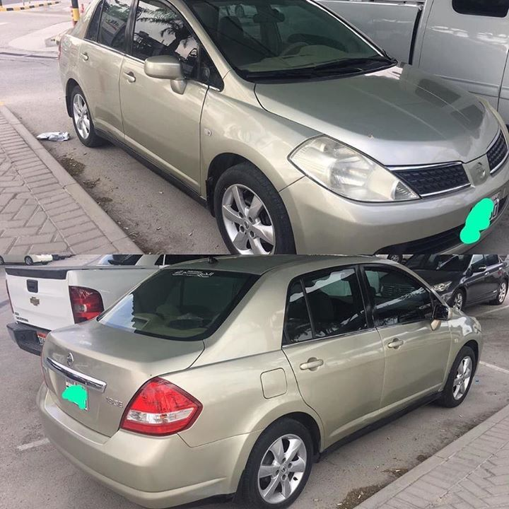 للبيع تيدا موديل مكينة حالة ممتازه مؤمن مسجل لغاية رنجات السعر قابل للتفاوض بحدود المعقول للتواصل Http Ift Tt 2bhuqve Car Door Photo Vehicles
