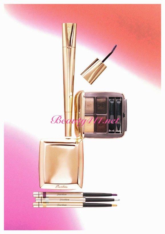 Guerlain Fall 2009 Makeup Collection - Russian Beauty