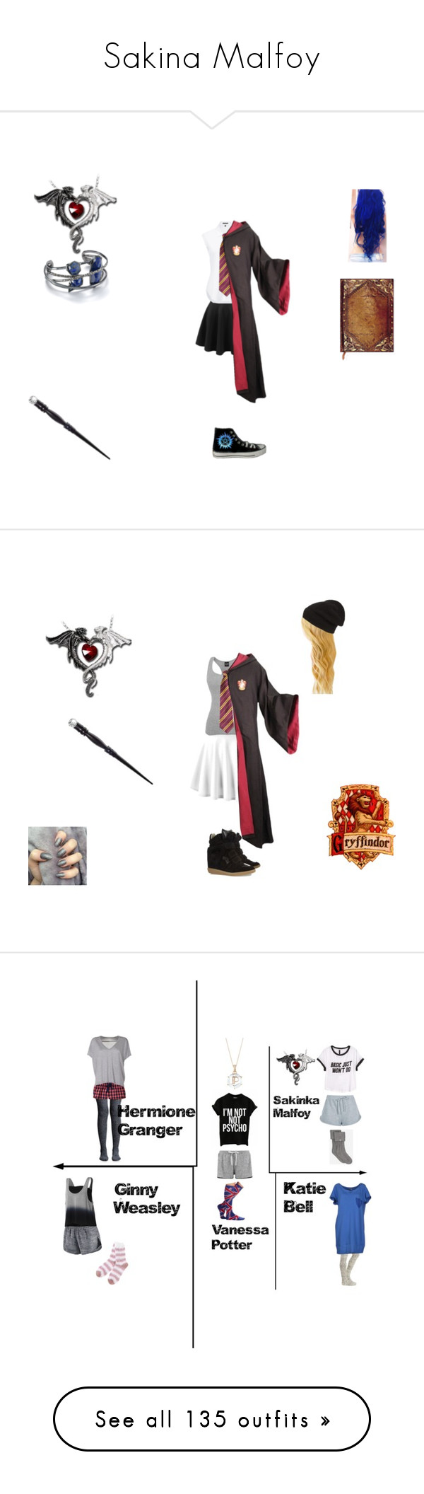"""""""Sakina Malfoy"""" by sara598d on Polyvore featuring Converse, Theory, Honour, Alexis Bittar, Isabel Marant, Phase 3, Boohoo, Lemon, NIKE and Old Navy"""