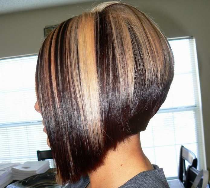 Funky Bob Haircuts For Round Faces Make Uphairnails Hair