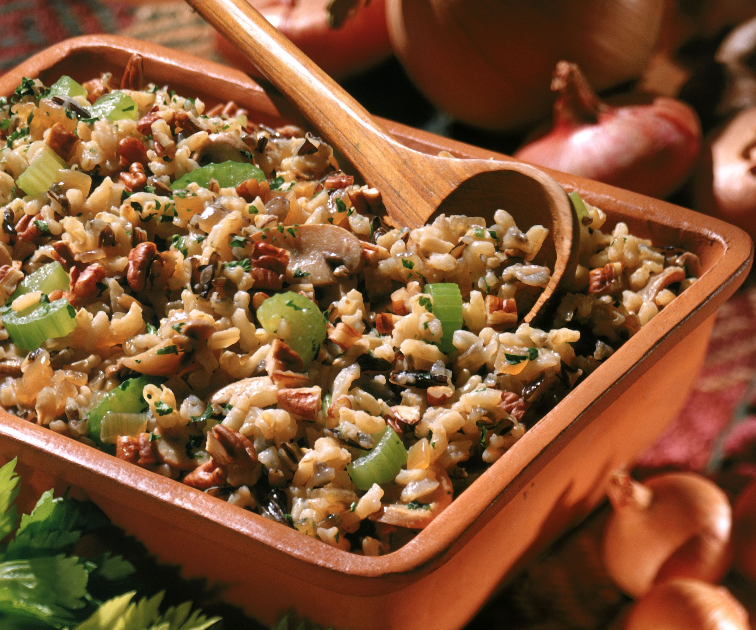 Make a GlutenFree Vegetarian Thanksgiving With Any of