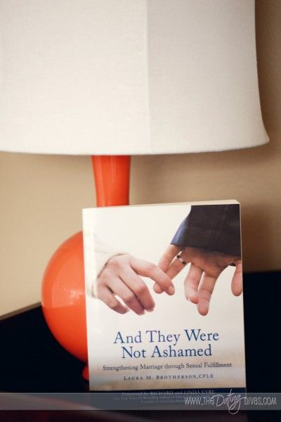 And they were no ashamed-marriage book