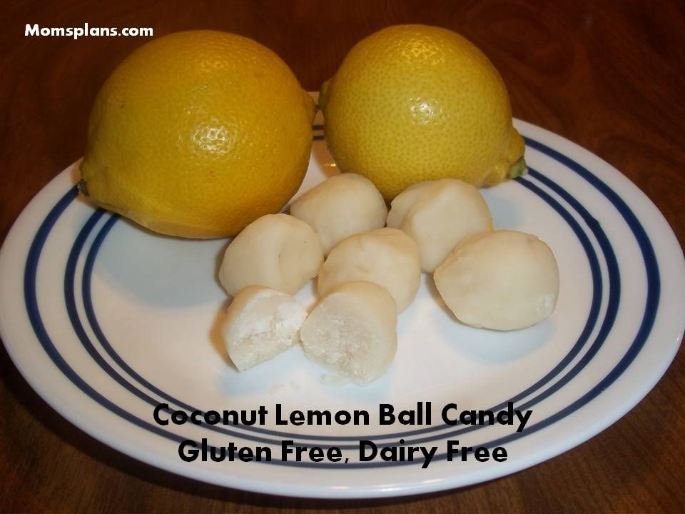 FAT BOMBS!!! - Helps burn fat! Weird concept. But these look delicious and I'm going to make them. Lemon Coconut Cream Candies – Gluten Free, Dairy Free