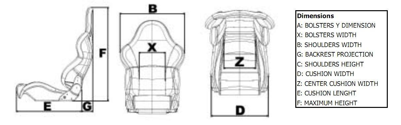 SPARCO Seat blueprint SMCarsNet - Car Blueprints Forum 3D - fresh blueprint awards winners