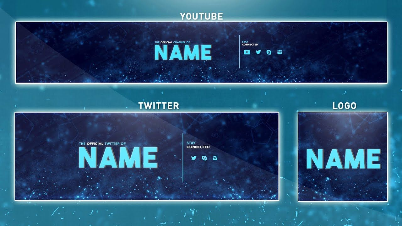 Banner Templates Free 5 Templates Example Templates Example Banner Template Photoshop Youtube Banner Template Banner Template