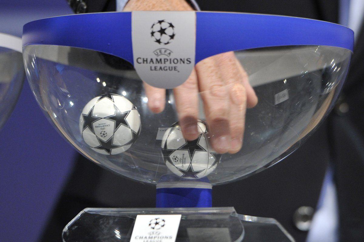 Live Stream: UEFA Champions League Round of 16 Draw ...