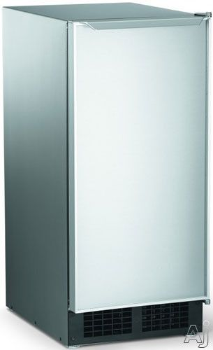 Scotsman Dce33pa1ssd Ice Storage Stainless Steel Cabinets Ice Maker