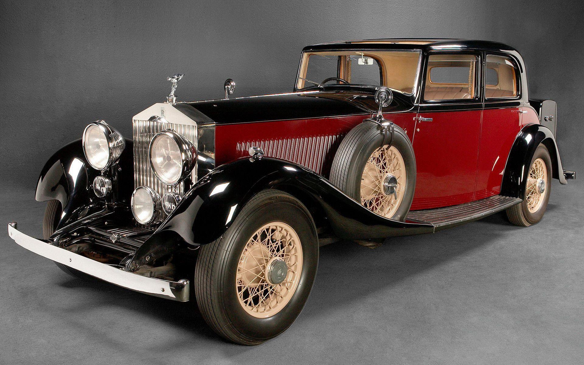 Hd Nice Old Car Wallpaper Download Free 137310 Rolls Royce