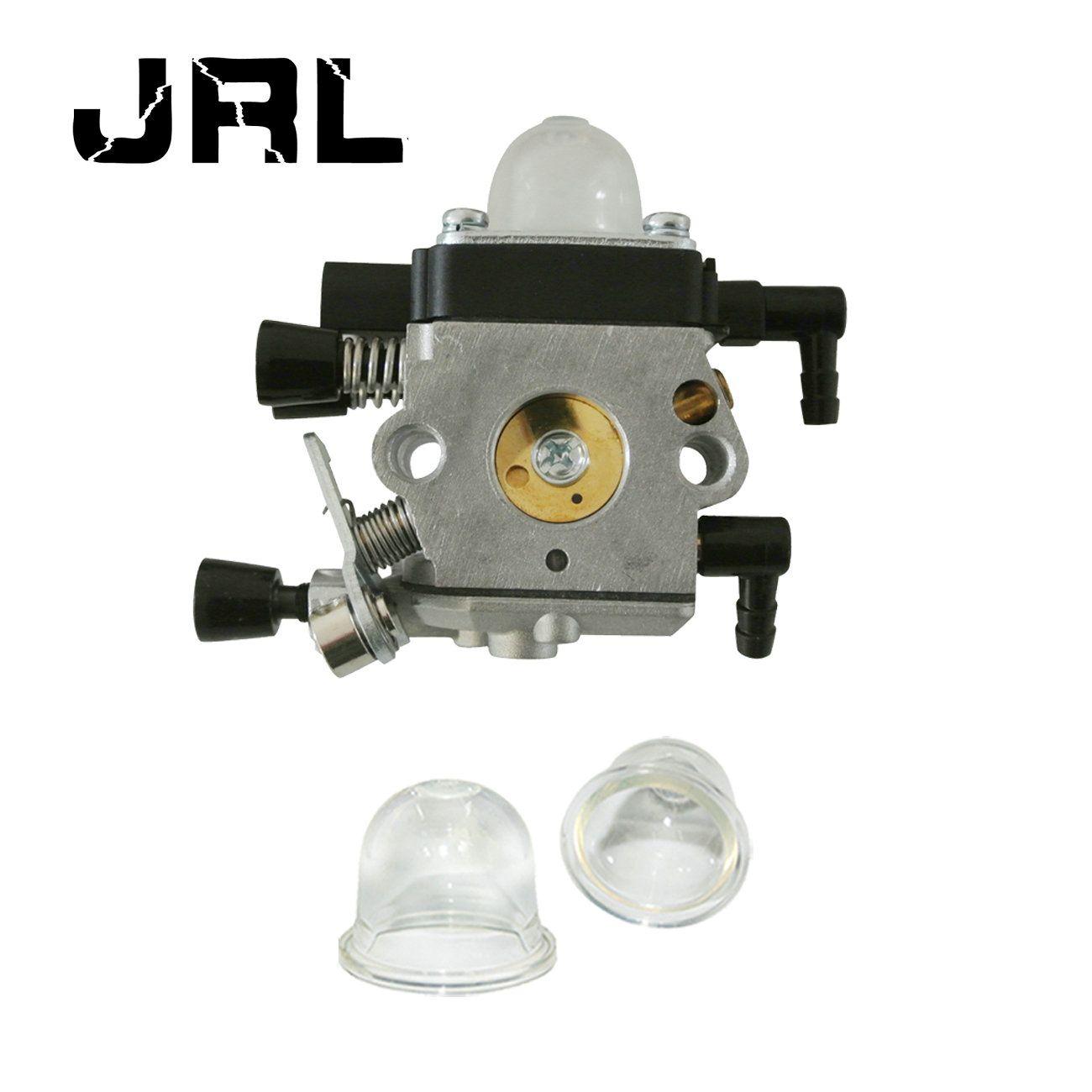 Carburetor 2 Primer Bulbs Fit Stihl Mm55 Mm55c Tiller Trimmer