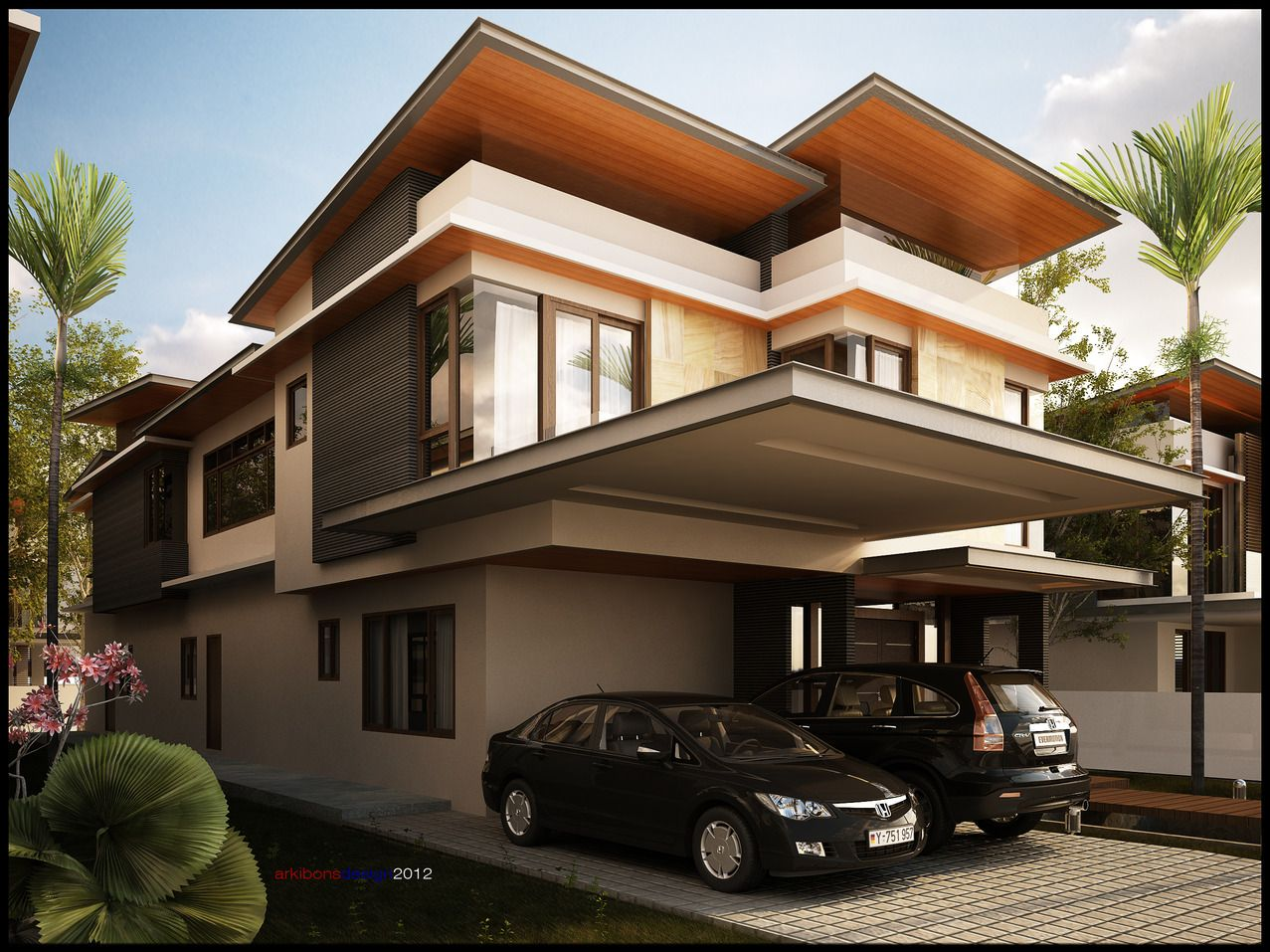 Best Kitchen Gallery: Cgpinoy Org T23112 Bahay Ni Jeff Modern Tropical of Tropical Minimalist House  on rachelxblog.com