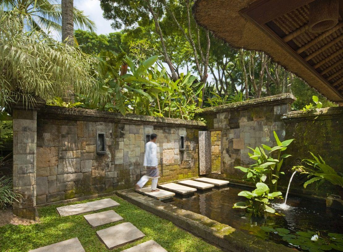 COMO Shambhala Estate is a residential health retreat in Bali ...