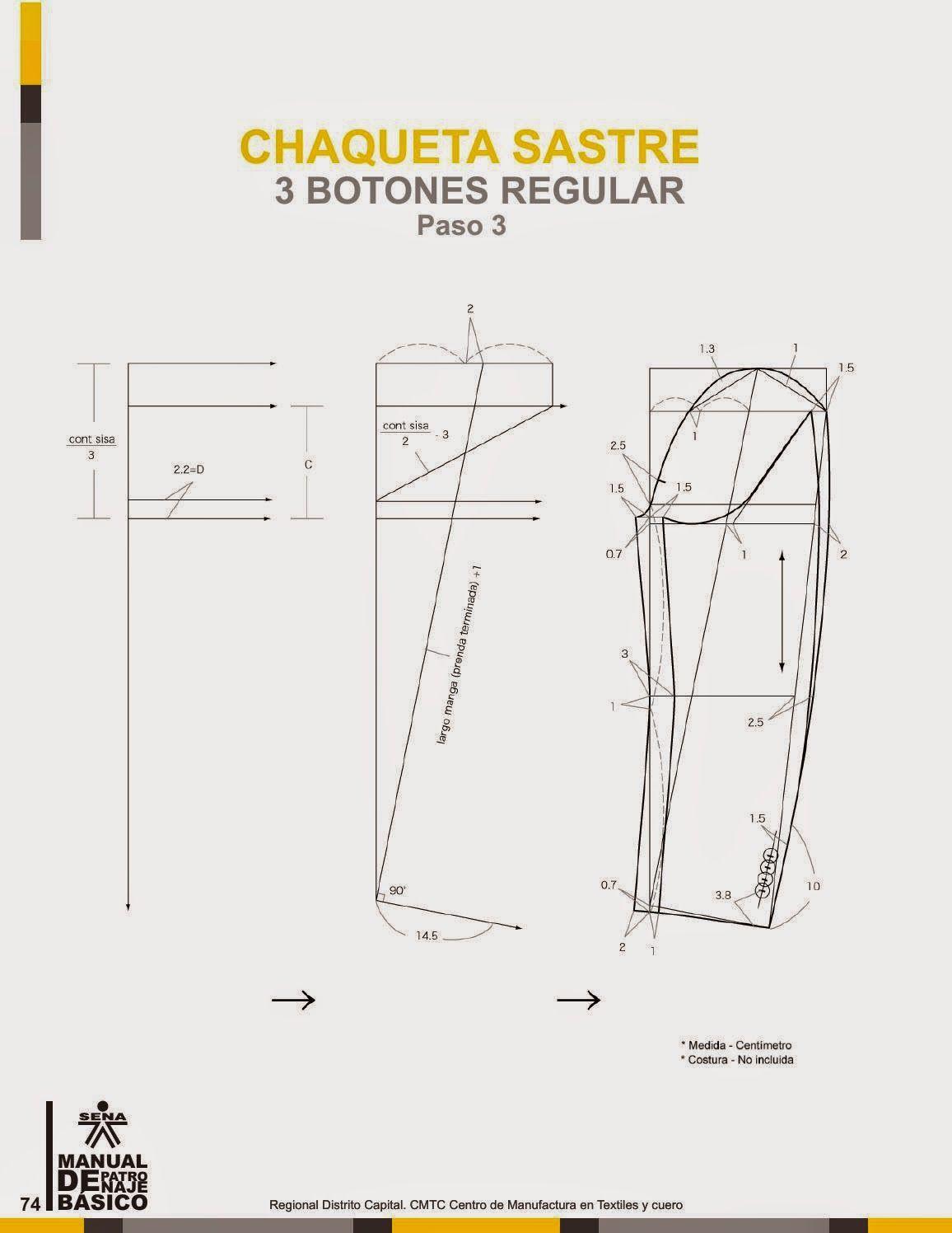 pattern | Patrones | Pinterest | Patronaje, Libros de costura y Patrones