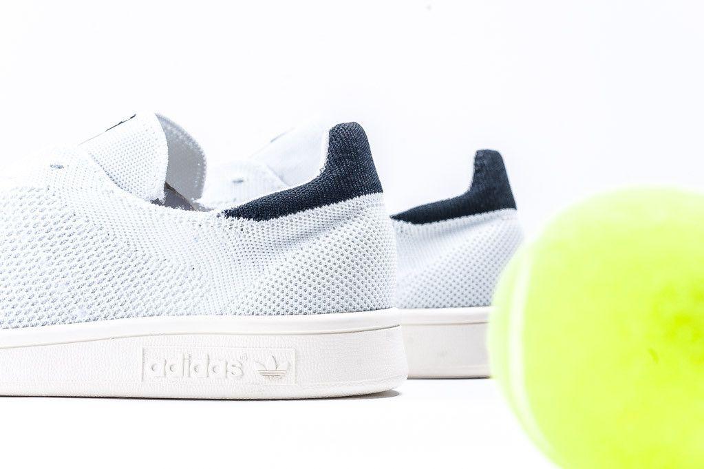 Adidas / Stan Smith Primeknit Bianco / Adidas Nero L'ispirazione Pinterest 5c87c9
